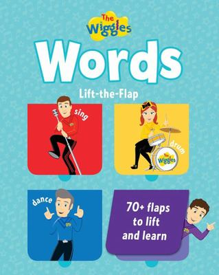 The Wiggles: Words Lift-the-Flap