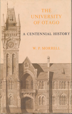 The University of Otago A Centennial History