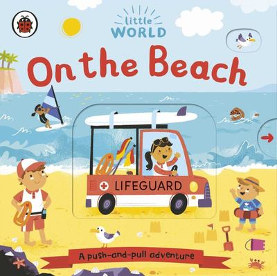 Little World: on the Beach - A Push-And-pull Adventure