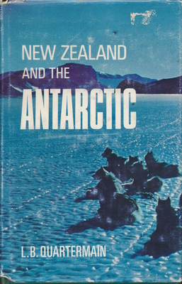 New Zealand and the Antarctic