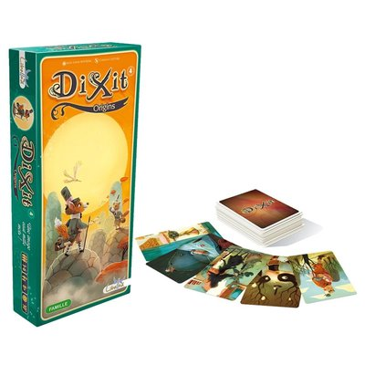 Dixit Origins Expansion