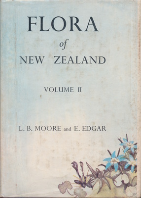 Flora of New Zealand Volume II