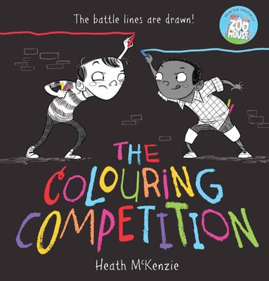 The Colouring Competition