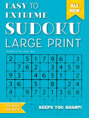 Easy to Extreme Sudoku : Blue; Keeps You Sharp