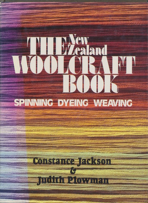 The New Zealand Woolcraft Book