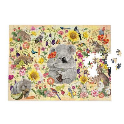 Secret Garden 1000pc Jigsaw Puzzle
