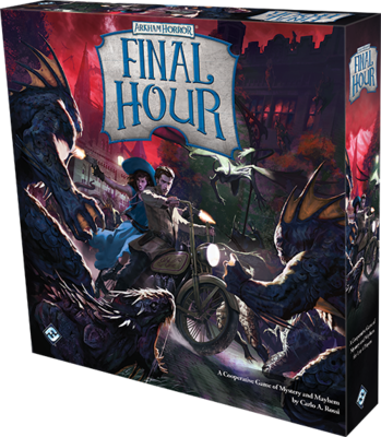 Large games final hour