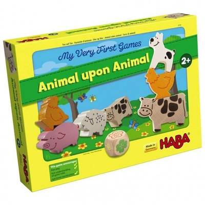 My First Animal Upon Animal (My Very First Games)