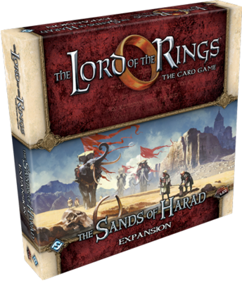 Lord of the Rings LCG The Sands of Harad