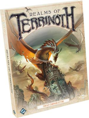 Realm of Terrinoth - Genesys RPG