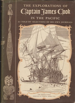 The Explorations of Captain James Cook in the Pacific As told by selections of his own journals