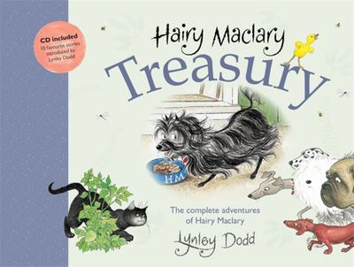Hairy Maclary Treasury: The Complete Adventures of Hairy Maclary (HB)