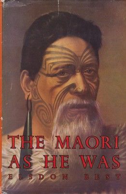 The Maori as He Was