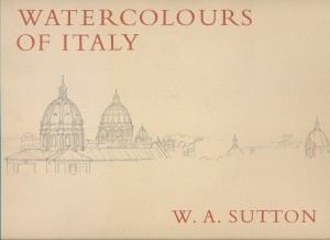 WATER COLOURS OF ITALY