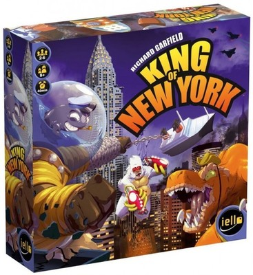 KING OF NEW YORK Dice Game