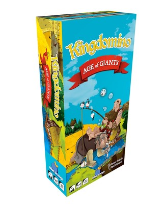 Kingdomino : Age of Giants expansion