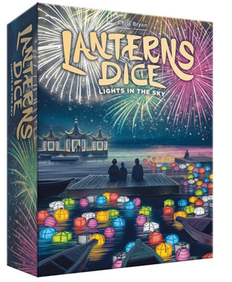 Lanterns Dice - Lights in the sky