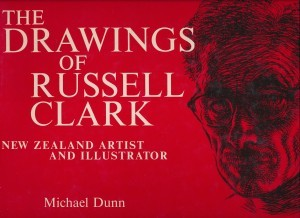 DRAWINGS OF RUSSEL CLARK New Zealand Artist and Illustrator