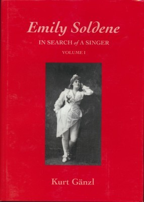 EMILY SOLDENE In seach of a Singer Volume I and II