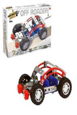 Off Roader - Construct It Kit 110 pieces