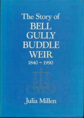 The Story of Bell Gully Buddle Weir 1840-1990