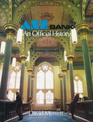 ANZ BANK An Official History