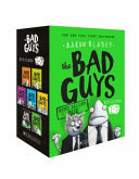 Bad Guys Even Badder Box 1-7