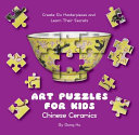 Art Puzzles for Kids - Chinese Ceramics