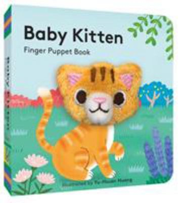 Baby Kitten (Finger Puppet Book)