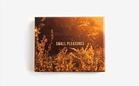 Large smallpleasures