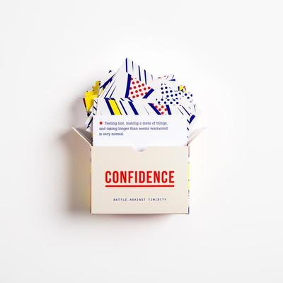 Confidence Prompt Cards School of Life