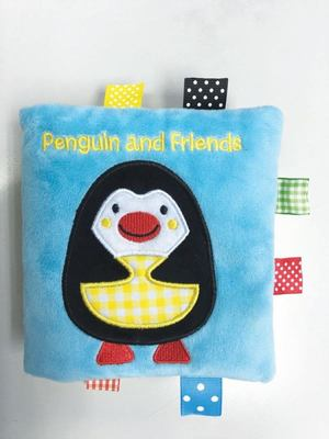 Penguin and Friends (Cloth Book)