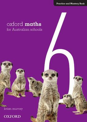 Oxford Maths Practice and Mastery Book Year 6