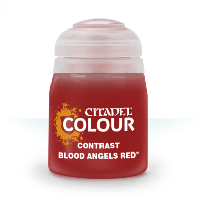 29-12 Citadel Contrast: Blood Angels Red (18ml)
