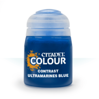 Homepage contrast ultramarines blue