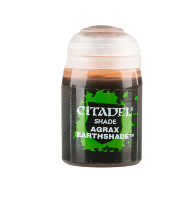 24-15 Citadel Shade: Agrax Earthshade(24ml)