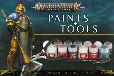 80-17 Age of Sigmar Paints+Tools