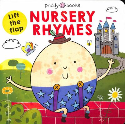 Lift-The-Flap Nursery Rhymes