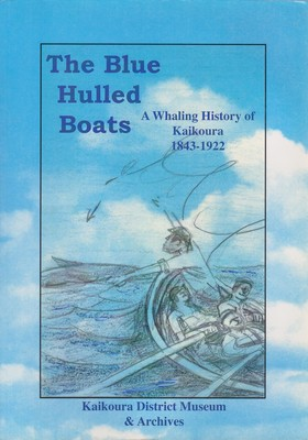 Blue Hulled Whale Boats : Whaling History