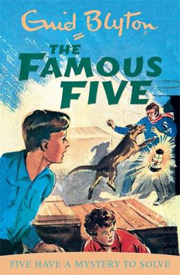 Five Have a Mystery to Solve (Famous Five #20)