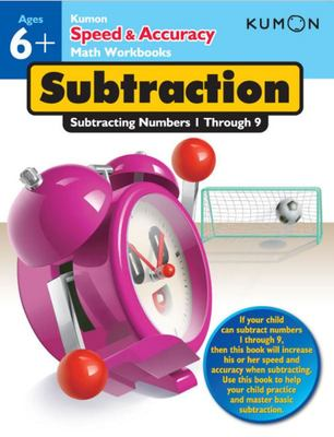 Speed & Accuracy: Subtracting Numbers 1-20 (Kumon)