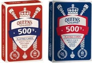 Large queens cards