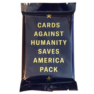 CAH Saves America Cards Against Humanity