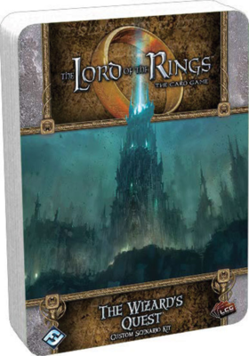 Lord of the Rings LCG - The Wizards Quest Custom Scenario Kit