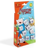 Homepage story cubes adventure time