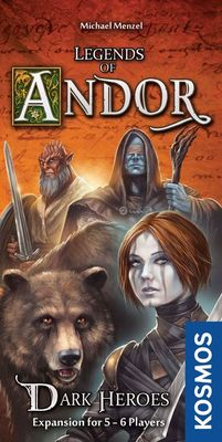 Legends of Andor Dark Heroes