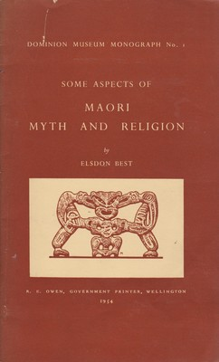 Some Aspects of Maori Myth and Religion