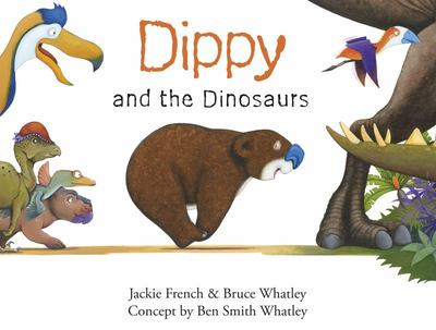 Dippy and the Dinosaurs (#2 Dippy the Diprotodon)