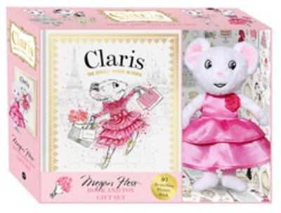 Claris: The Chicest Mouse book & toy