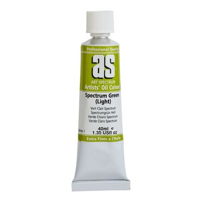 A.S. OIL 40ML S1 SPECTRUM GREEN LIGHT